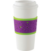 Copco Acadia Mug 2 Layer 16 Ounce-Mod Flower Wholesale Bulk