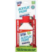 Lift Off Acrylic Paint Remover-4.5 Ounces