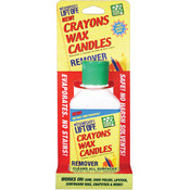 Lift Off Crayon Candle & Wax Remover-4.5 Ounces