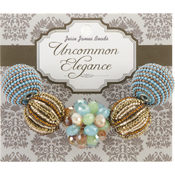 Jesse James Uncommon Elegance Beads 5/Pkg-Style 6 Wholesale Bulk