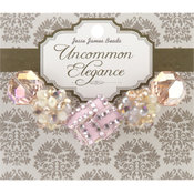 Jesse James Uncommon Elegance Beads 5/Pkg-Style 19 Wholesale Bulk