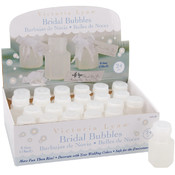 Bridal Bubbles 0.5 Ounce Bottles 24/Pkg