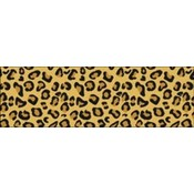 "Cellotape 1-7/8""X25 Yards-Leopard"