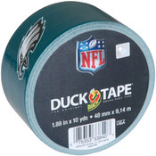 Shurtech Printed NFL Duck Tape-Philadelphia Eagles Wholesale Bulk