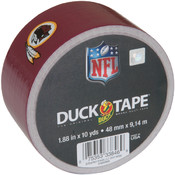 Shurtech Printed NFL Duck Tape-Washington Redskins Wholesale Bulk