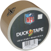Shurtech NFL Duck Tape 1.88' Wide-New Orleans Saints Wholesale Bulk