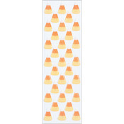 Martha Stewart Halloween Stickers-Candy Corn