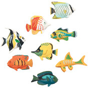 Creatures Inc.-Tropical Fish 14/Pkg Wholesale Bulk