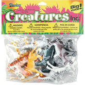 Creatures Inc.-Jungle Animals 12/Pkg Wholesale Bulk
