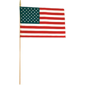 Independence Flag American Hand Flag (Sewn) 12'X18' Wholesale Bulk