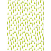 Kaisercraft Wrapping Paper 19.5'X27' (495mm X 690mm)-Trees Wholesale Bulk