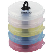 Stacking Embellishment Caddy-5 Containers