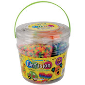 Perler Fuse Bead Activity Bucket-Bead Mania 8500 P