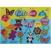Perler Fuse Bead Value Activity Kit-Fun Fusion/Cre