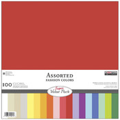 Paper Company Cardstock Super Value Pack Asst 12'X Wholesale Bulk
