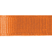 "Grosgrain Ribbon 3/8"" Wide 18 Feet-Torrid Orange"