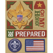 Boy Scouts Of America Embellishments