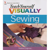 Wiley Publishers-Teach Yourself Visually Sewing