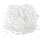 Krinkled Shred Solids 2 Ounces-White