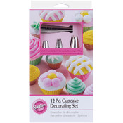 Cupcake Decorating Set-12 Pieces