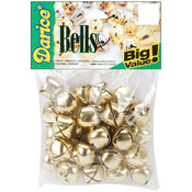 Jingle Bells .75 30/Pkg-Gold