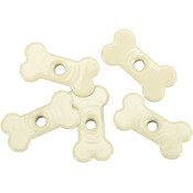 Eyelet Outlet Quicklets-Dog Bone 20/Pkg Wholesale Bulk