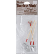 Timeless Miniatures-Garden Tools 3/Pkg Wholesale Bulk