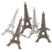 Eyelet Outlet Brads-Eiffel Tower 12/Pkg Wholesale Bulk