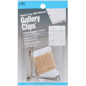 Gallery Clips 1 Set/Pkg-