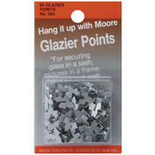 Glazier Points 85/Pkg-