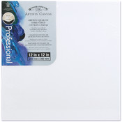 Winsor Newton Stretched Canvas 12'X12' Wholesale Bulk