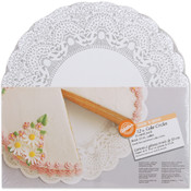 "Show 'N Serve Cake Boards-12"" Circle 8/Pkg"