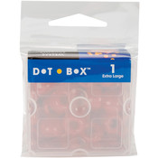 "Dot Box Refill Boxes 1/Pkg-Extra Large 2.75""X2.75"""