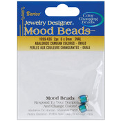 Mood Beads 2/Pkg-6x9mm Oval Wholesale Bulk