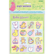Baby Shower Bingo-Baby On The Way