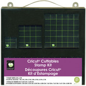 Provo Craft Cricut Cuttables Stamp Kit- Wholesale Bulk