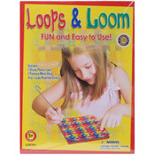 Weaving Loops & Loom Kit- Wholesale Bulk