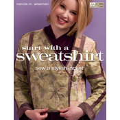 Martingale & Company That Patchwork Place-Start With A Sweatshirt Wholesale Bulk