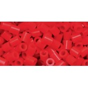 Perler Fun Fushion Beads 1000/Pkg-Red
