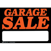 Duro Brite Signs 11-1/2'X8'-Garage Sale Wholesale Bulk