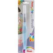 Pentel Arts Aquash Water Brush 1/Pkg-Fine Point Me