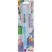 Pentel Arts Aquash Water Brush 1/Pkg-Fine Point La