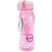 Breast Cancer Awareness Water Bottle 18 Oz-Pink