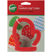 Comfort Grip Cookie Cutter 1/Pkg-Mitten
