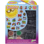 The New Image Group Suncatcher Group Activity Kit- Religious 18/Pkg Wholesale Bulk