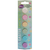 Seasonal Paint Pots 6/Pkg-Easter