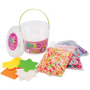 Perler Fuse Bead Activity Bucket-Magic Princess