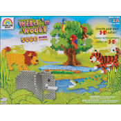 Perler Fuse Bead Value Activity Kit-Wild 'n Wooly