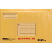 "Scotch Smart Mailer 6""X9"" -Yellow"
