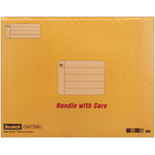 "Scotch Smart Mailer 14.25""X19.5"" -Yellow"